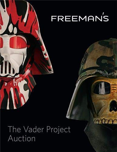 9780991579013: The Vader Project Auction Catalog: 100 Helmets/100 Artists