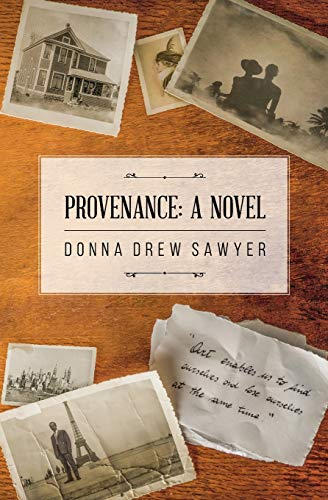 Provenance: A Novel: Sawyer, Donna Drew