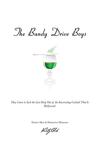 The Bundy Drive Boys: Allen, Darius; Munemo, Mutaurwa