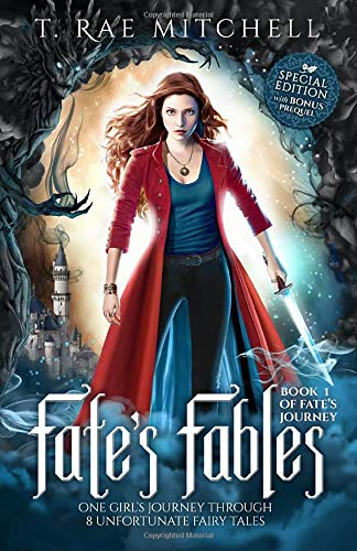 9780991798704: Fate's Fables: One Girl's Journey Through 8 Unfortunate Fairy Tales