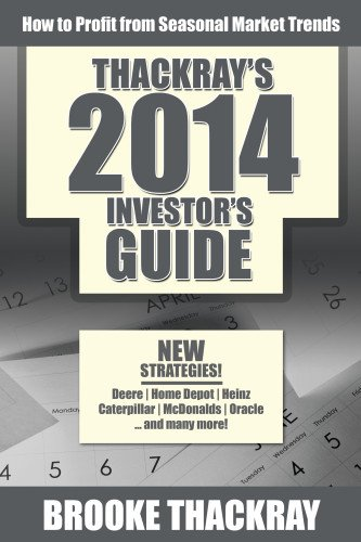 9780991873500: Thackray's 2014 Investor's Guide (Thackray's Investor's Guide)