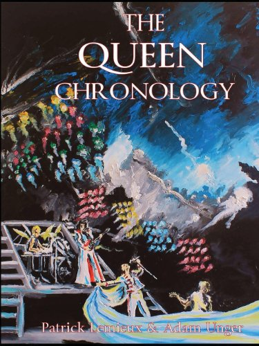 9780991984046: The Queen Chronology: The Recording & Release History of the Band