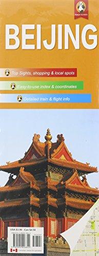 Beijing Travel Map (Panda Maps): Yan, Laiyong; Taylor, Paul