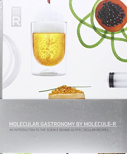 9780992111014: Molecular Gastronomy by Molecule-R: An Introduction to the Science Behind 40 Spectacular Recipes