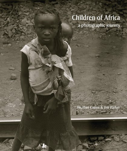 Children of Africa: A Photographic Journey: Jim Parker, Heather
