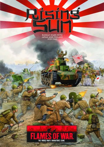 9780992255503: Rising Sun, Russia's Wars with Japan and Finland 1939-1940 (Flames of War)