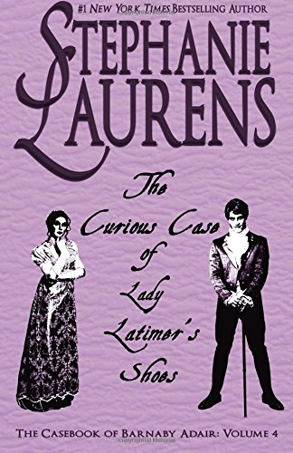 The Curious Case of Lady Latimer's Shoes: Laurens, Stephanie