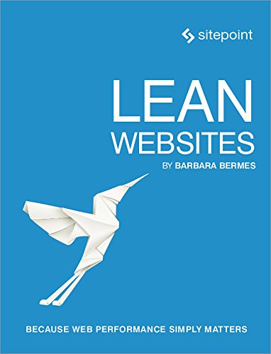 9780992279462: Lean Websites: Because Web Performance Simply Matters