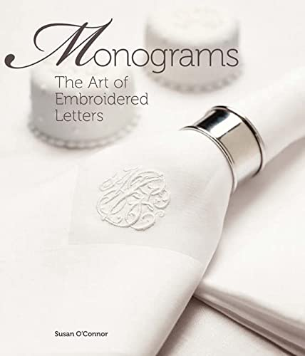 9780992314446: Monograms: The Art of Embroidered Letters