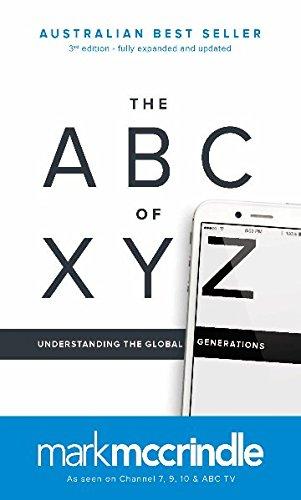 The ABC of Xyz (Paperback): Mark McCrindle