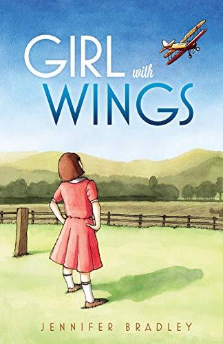Girl with Wings (Paperback): Jennifer Bradley