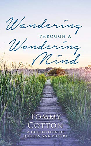 9780992592738: Wandering Through a Wondering Mind: A Collection of Quotes and Poetry