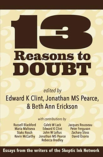 9780992600044: 13 Reasons to Doubt