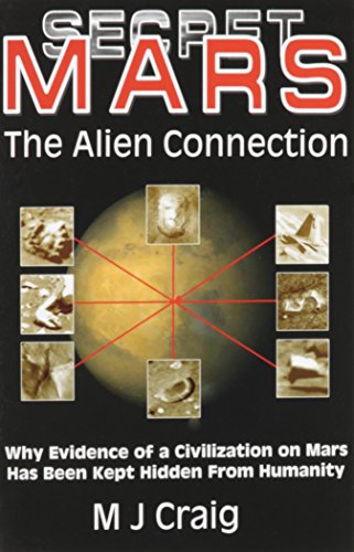 9780992605346: Secret Mars: The Alien Connection