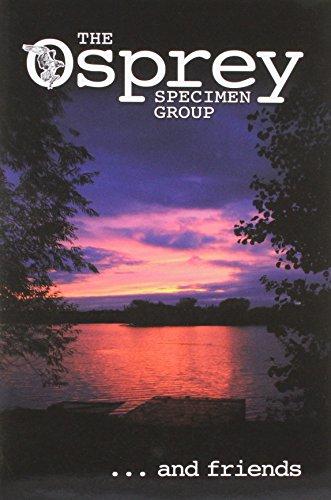 Osprey Specimen Book - and Friends: Buteaux, Bob, Ball, Chris