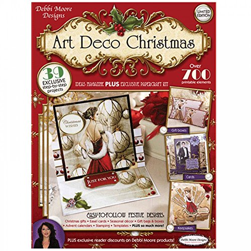 9780992636005: Debbi Moore's Art Deco Christmas