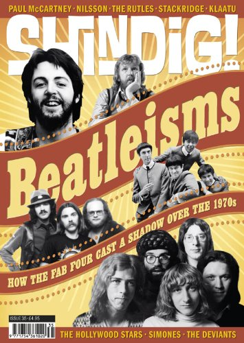 9780992643409: Shindig!: Beatlisms: How the Fab Four Cast a Shadow Over the 1970s No.34