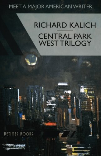 9780992655273: Central Park West Trilogy: The Nihilesthete, Penthouse F, Charlie P