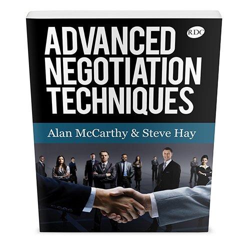 9780992686703: Advanced Negotiation Techniques