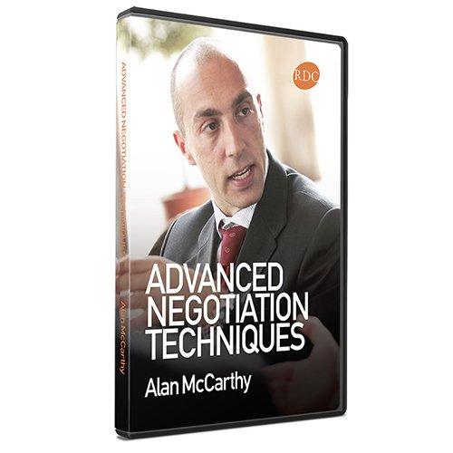 9780992686758: Advanced Negotiation Techniques