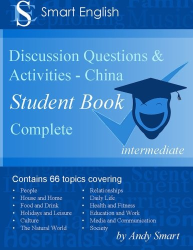 9780992691202: Smart English - Discussion Questions & Activities - China: Student Book Complete