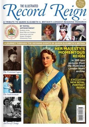 9780992709440: The Illustrated Record Reign Bookazine