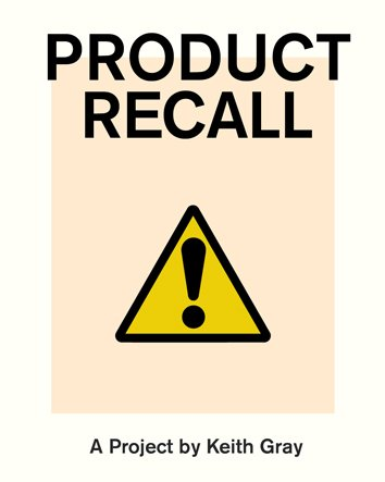 9780992717506: Product Recall