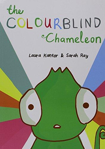 9780992735814: The Colourblind Chameleon