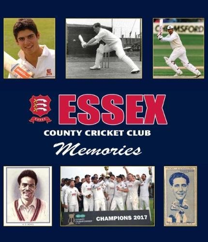 ESSEX COUNTY CRICKET CLUB MEMORIES: Hiscock, Paul