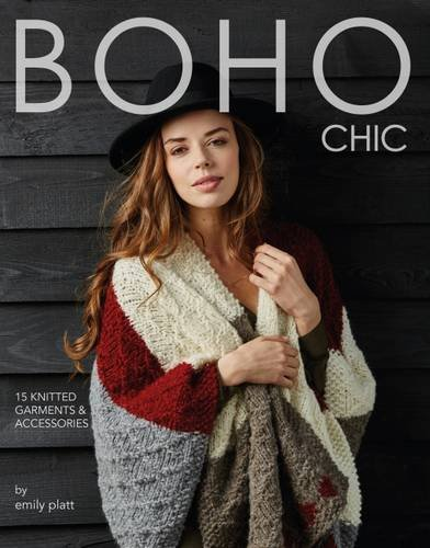 9780992770785: Boho Chic: 15 Knitted Garments and Accessories