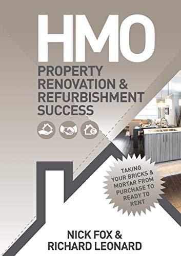 9780992781767: HMO Property Renovation and Refurbishment Success