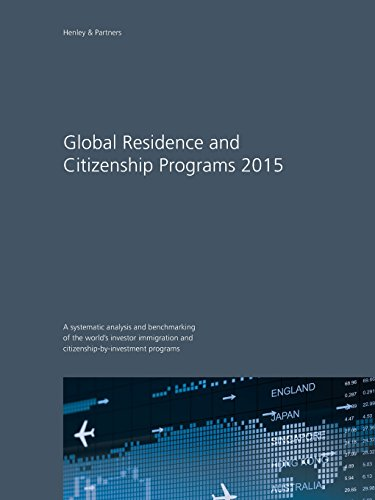 9780992781811: Global Residence and Citizenship Programs 2015