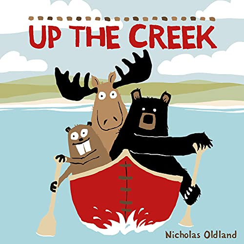 9780992805074: Up the Creek (Life in the Wild)
