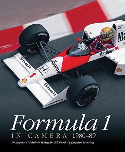 9780992820978: Formula 1 in Camera 1980-89
