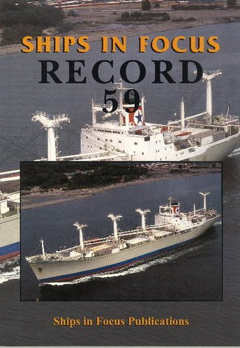 9780992826321: Ships in Focus Record 59