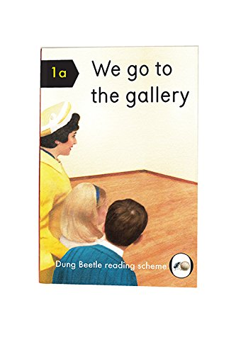 9780992834906: We Go to the Gallery: A Dung Beetle Learning Book