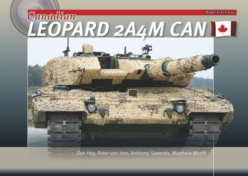 9780992842550: Canadian Leopard 2A4M CAN