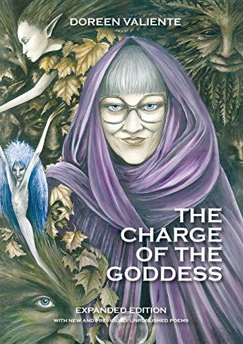 9780992843007: The Charge of the Goddess - The Poetry of Doreen Valiente