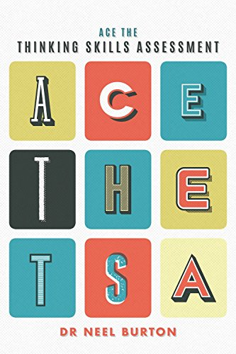 9780992912710: Ace the Thinking Skills Assessment