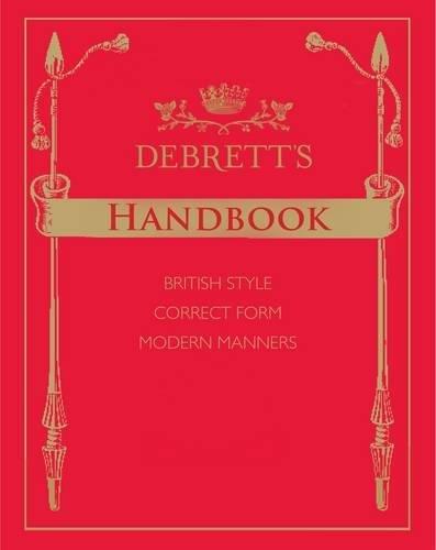9780992934811: Debrett's Handbook