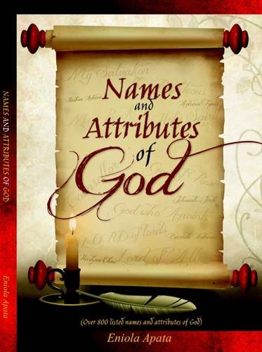 9780992963019: Names and Attributes of God: (Over 800 Listed Names and Attributes of God)