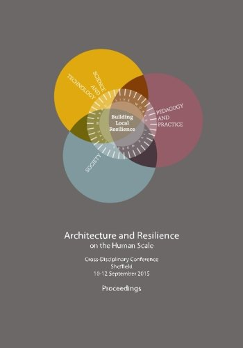 9780992970543: Architecture and Resilience on the Human Scale: Proceedings