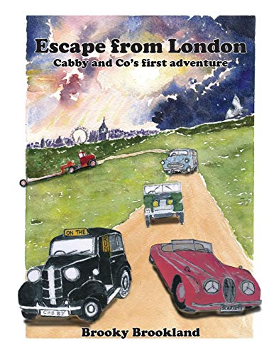 9780992973117: Escape from London: Cabby and Co's First Adventure