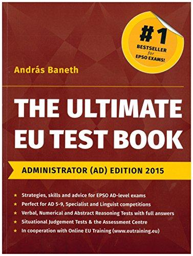 9780992974855: The Ultimate EU Test Book 2015