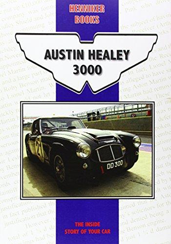 9780993014024: Austin Healey 3000