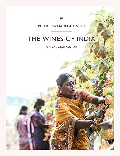 9780993035913: The Wines of India, a Concise Guide
