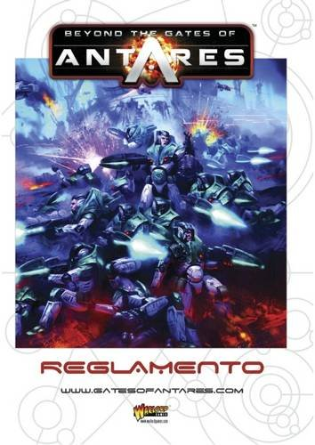 9780993058967: Beyond the Gates of Antares Rulebook Spanish