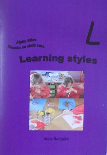 9780993078293: Learning Styles (Alpha Bites)
