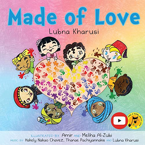 Made of Love - A Song Book: Lubna Kharusi