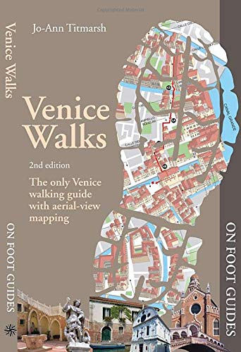 9780993094613: Venice Walks (On Foot Guides)